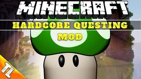 Hardcore Questing Mode для Minecraft 1.9