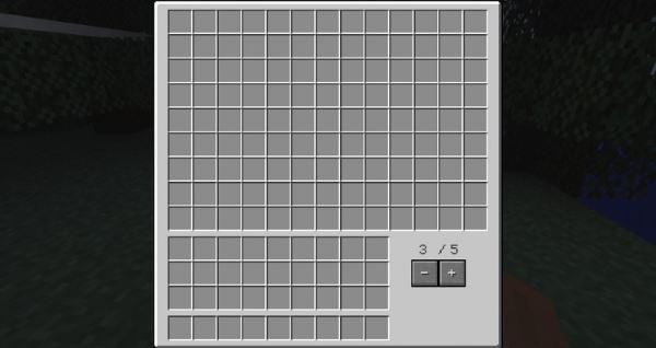 Multi Page Chest для Minecraft 1.9