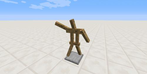ARMourstands для Minecraft 1.9