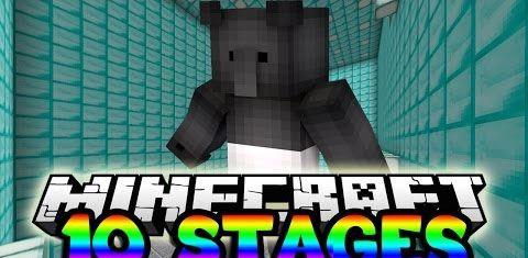Stage 10 для Minecraft 1.8.9