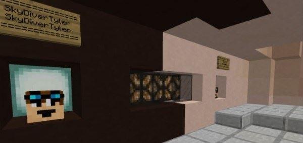 The Tunnels Parkour для Minecraft 1.9.4