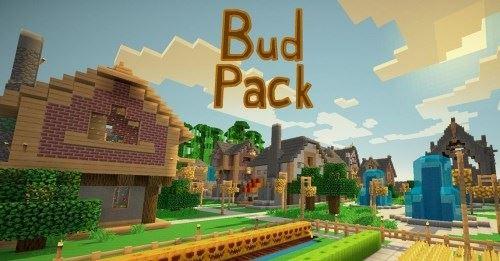BudPack для Minecraft 1.9.4