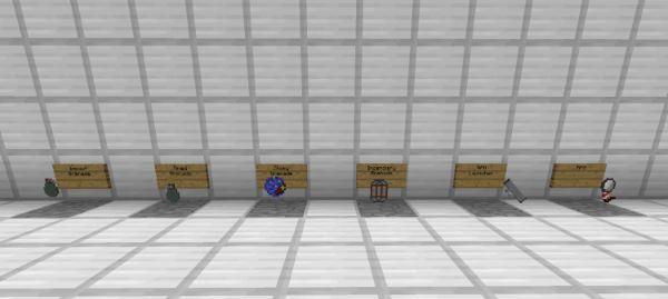 Frag Fest для Minecraft 1.8