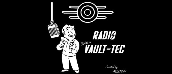 Radio Vault-Tec - Радио Волт-Тек для Fallout 4