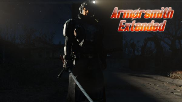 Armorsmith Extended v 3.2 для Fallout 4