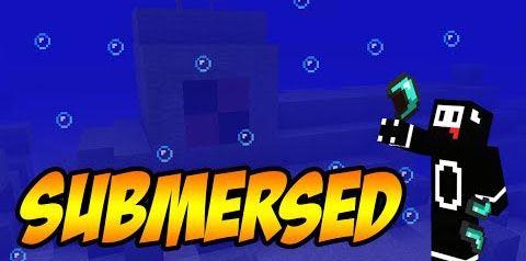 Submersed для Minecraft 1.8.9