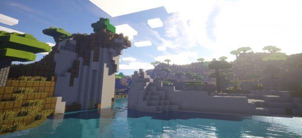 OnionCraft для Minecraft 1.8.9