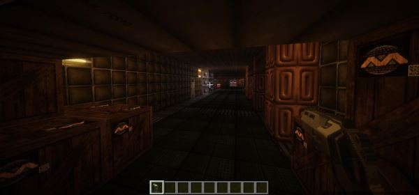 Alien: A Crafters Isolation для Minecraft 1.8.9
