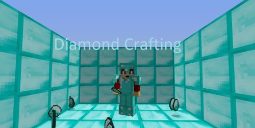 Diamond Crafting для Minecraft 1.7.10