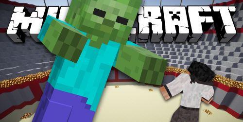Kwasti Bust Monsters для Minecraft 1.7.10