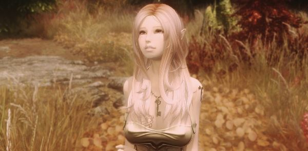Fredrika Follower / Компаньонка Фредерика для TES V: Skyrim