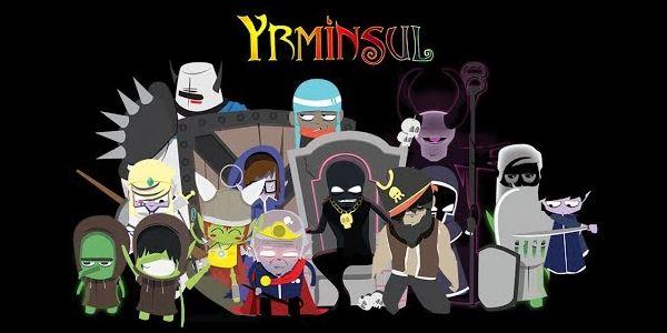 Русификатор для Yrminsul