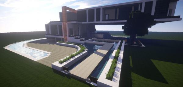 Aqua для Minecraft 1.8