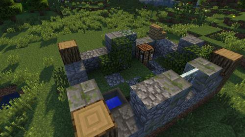 Ruins And Constructs для Minecraft 1.7.10