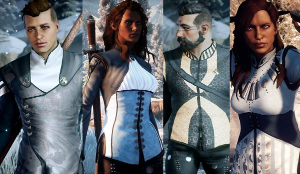 Jammas of the Kadan для Dragon Age: Inquisition