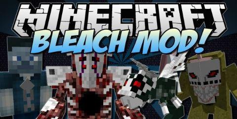 Bleach для Minecraft 1.7.10