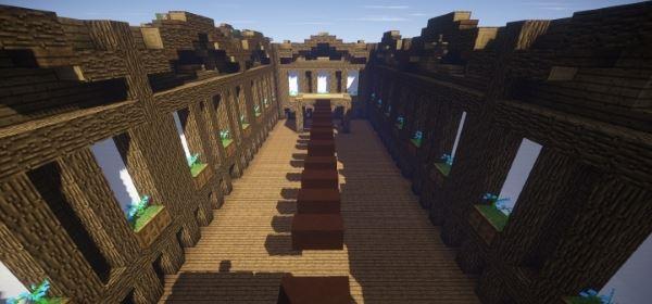 Memory Parkour для Minecraft 1.9.4