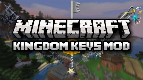 Kingdom Keys Re:Coded для Minecraft 1.9
