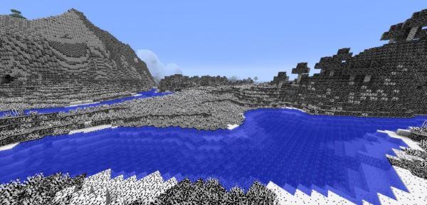 2 colors (black & white) для Minecraft 1.8.1