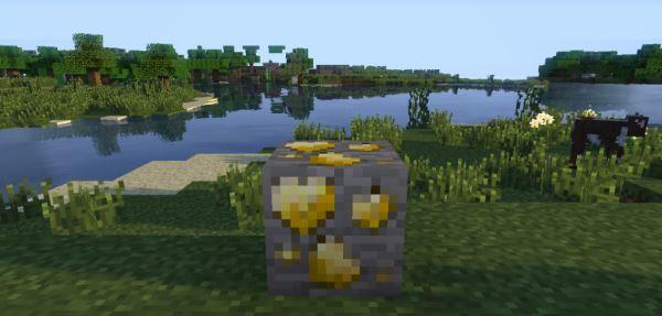 Gem Buffs для Minecraft 1.7.10