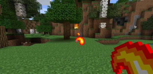 Fire Flower для Minecraft 1.7.10