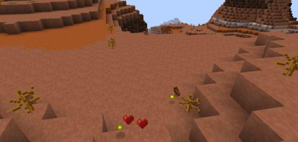 Heart Drop для Minecraft 1.8
