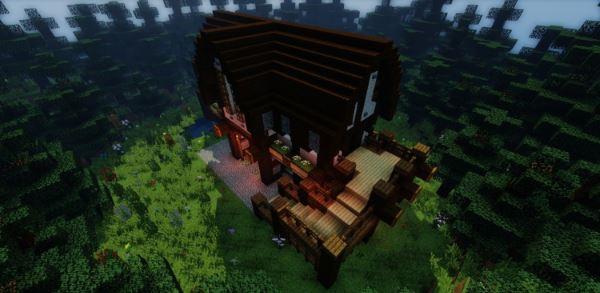 Silent Mill для Minecraft 1.8