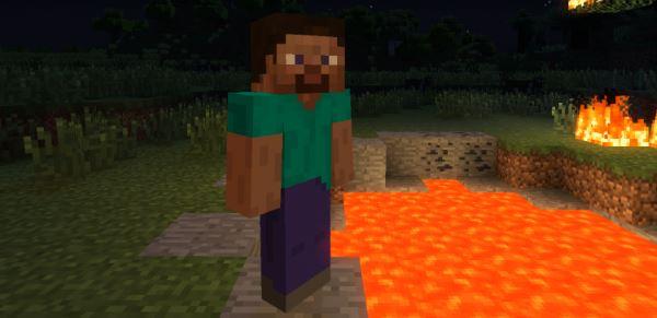 The Steve для Minecraft 1.7.10