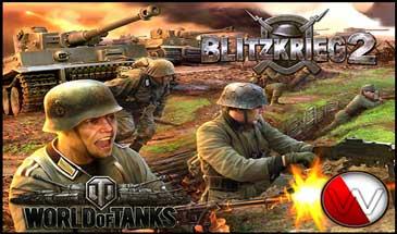 Озвучка экипажа из Blitzkrieg 2 для World of Tanks 0.9.16