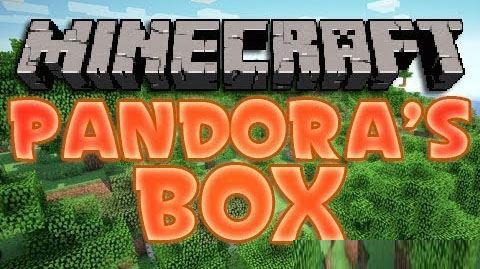 Pandora's Box для Minecraft 1.8