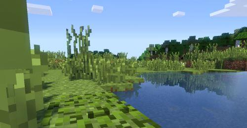Turf для Minecraft 1.7.10