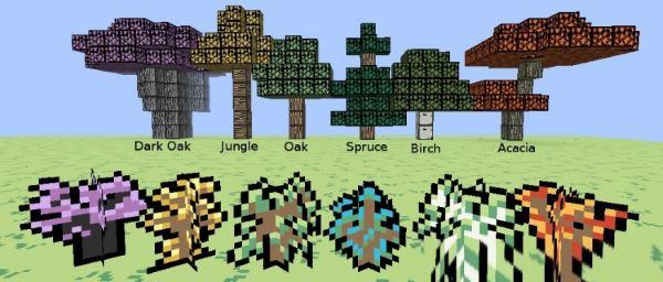 Retro 8-bit для Minecraft 1.8.9
