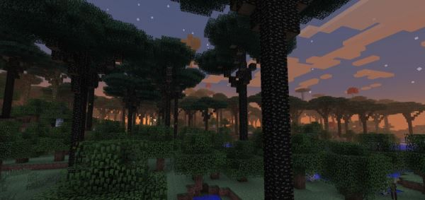 The Twilight Forest для Minecraft 1.7.10