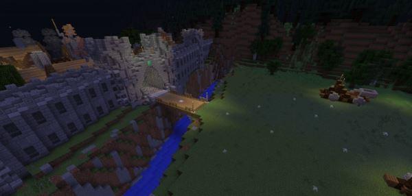 Medieval Siege для Minecraft 1.8.9