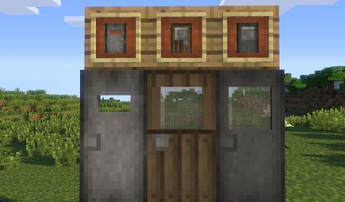 iChun Doors для Minecraft 1.7.10