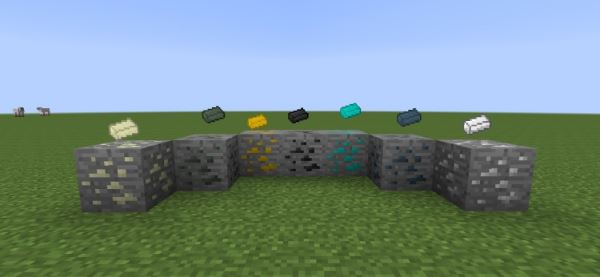 SkyrimMC для Minecraft 1.7.10