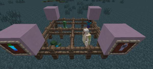 Clay Living Dolls для Minecraft 1.7.10