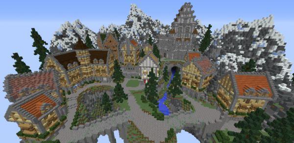 Man vs Pig для Minecraft 1.9.4