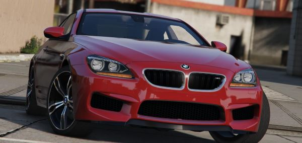 BMW M6 Coupe для GTA 5