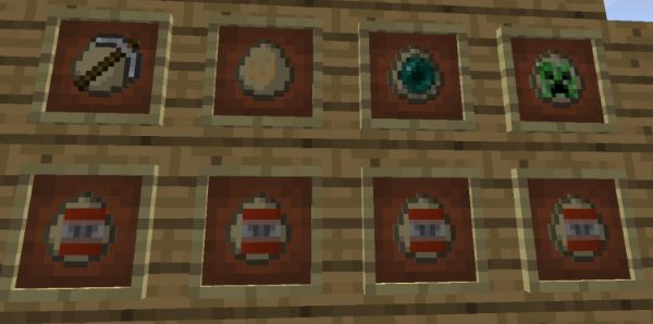 The Helpful Egg для Minecraft 1.7.10