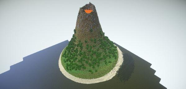 Survival Island для Minecraft 1.8