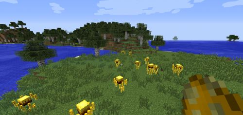 Particles Toggle для Minecraft 1.7.10