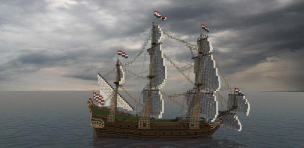 Hollandia для Minecraft 1.8