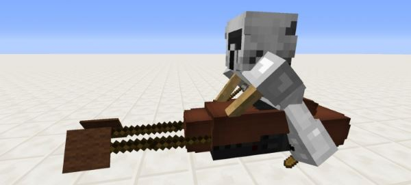 Working Star Wars Speederbike для Minecraft 1.8