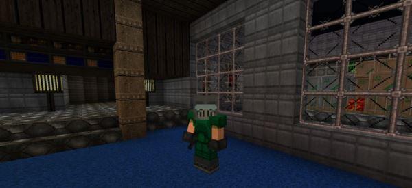Doom Craft для Minecraft 1.8