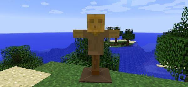Test Dummy для Minecraft 1.9.4