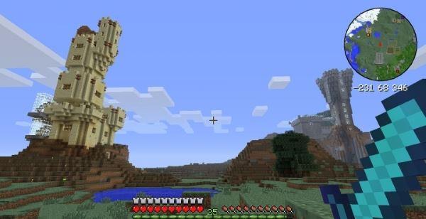 Mapwriter 2 для Minecraft 1.9.4