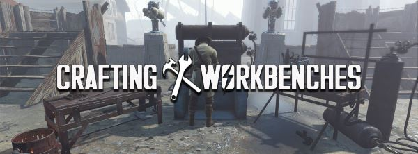 Crafting Workbenches v 2.2 для Fallout 4