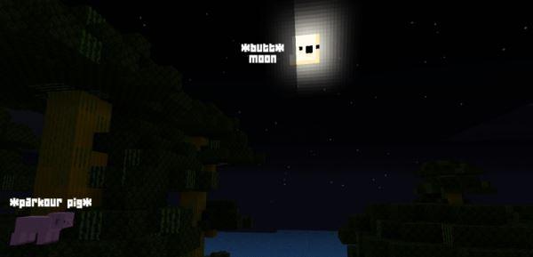 Milk Life для Minecraft 1.8