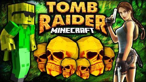 Tomb Raider IV для Minecraft 1.8